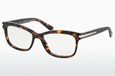 Eyewear Prada ARROW (PR 10RV 2AU1O1) - Brown, Havanna