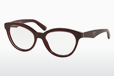 Eyewear Prada TRIANGLE (PR 11RV UAN1O1) - Red, Bordeaux