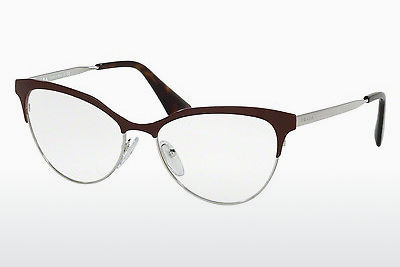 Eyewear Prada CINEMA (PR 55SV UF61O1) - Red, Amaranth