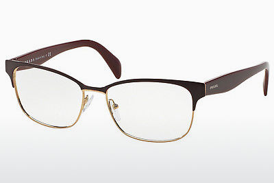 Eyewear Prada PR 65RV UAN1O1 - Red, Bordeaux