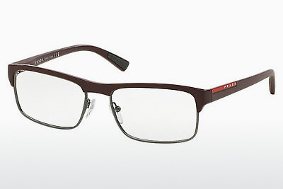 Eyewear Prada Sport PS 06FV UAY1O1 - Red, Bordeaux