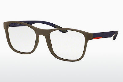 Eyewear Prada Sport PS 08GV UR61O1 - Brown, Blue