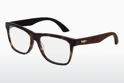 Eyewear Puma PU0044O 002 - Brown, Havanna