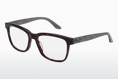 Eyewear Puma PU0051O 002 - Brown, Havanna