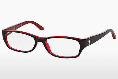 Eyewear Ralph Lauren RL6058 5255 - Brown, Havanna, Red