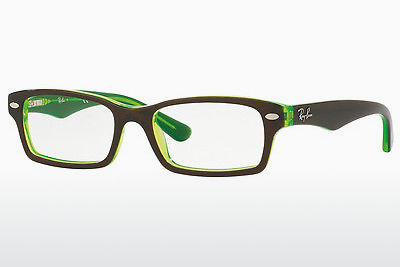 Eyewear Ray-Ban Junior RY1530 3665 - Brown, Green