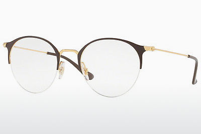 Eyewear Ray-Ban RX3578V 2905 - Gold, Brown