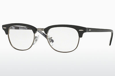 Eyewear Ray-Ban CLUBMASTER (RX5154 5649) - Black, Patterned