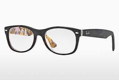 Eyewear Ray-Ban NEW WAYFARER (RX5184 5409) - Brown, Havanna, Patterned