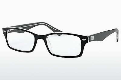 Eyewear Ray-Ban RX5206 2034 - Black, Transparent