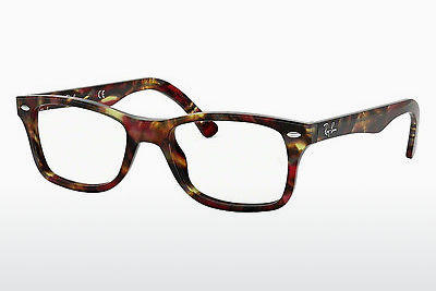 Eyewear Ray-Ban RX5228 5710 - Brown, Havanna, Red, Yellow