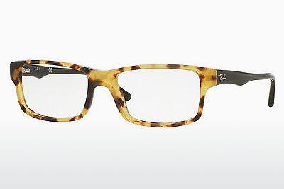 Eyewear Ray-Ban RX5245 5608 - Yellow, Brown, Havanna