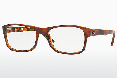 Eyewear Ray-Ban RX5268 5675 - Brown, Havanna, Yellow