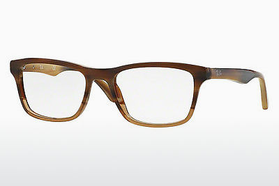 Eyewear Ray-Ban RX5279 5542 - Brown, Havanna, White
