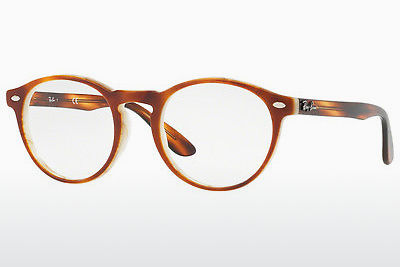Eyewear Ray-Ban RX5283 5677 - Brown, Havanna, White