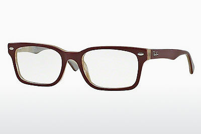 Eyewear Ray-Ban RX5286 5152 - Red, Brown, Havanna