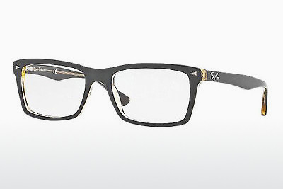 Eyewear Ray-Ban RX5287 5373 - Brown, Transparent, Yellow