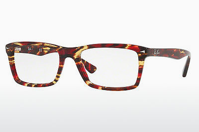 Eyewear Ray-Ban RX5287 5710 - Red, Brown, Havanna, Yellow
