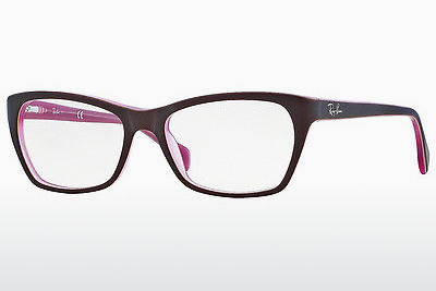 Eyewear Ray-Ban RX5298 5386 - Brown, Pink