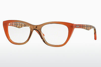 Eyewear Ray-Ban RX5322 5487 - Brown, Orange