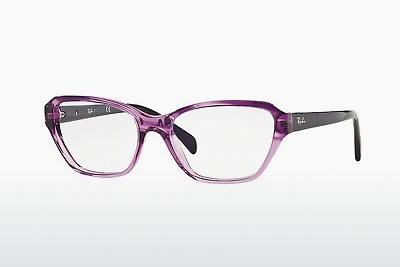 Eyewear Ray-Ban RX5341 5570 - Brown, Havanna, Purple