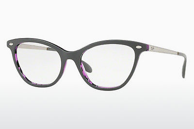 Eyewear Ray-Ban RX5360 5718 - Grey, Brown, Havanna, Purple