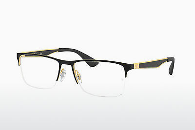 Eyewear Ray-Ban RX6335 2890 - Gold, Black