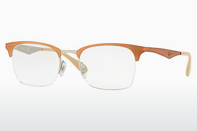 Eyewear Ray-Ban RX6360 2920 - Silver, Brown