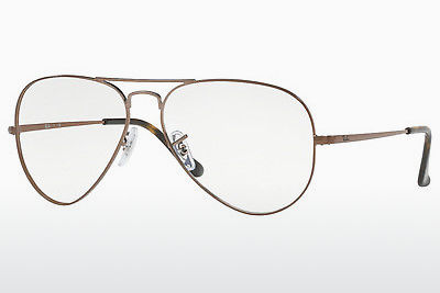 Eyewear Ray-Ban RX6489 2531 - Brown