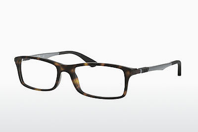 Eyewear Ray-Ban RX7017 5200 - Brown, Havanna