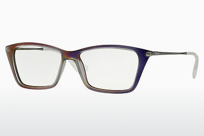 Eyewear Ray-Ban SHIRLEY (RX7022 5498) - White, Purple