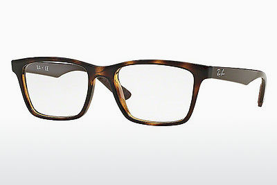 Eyewear Ray-Ban RX7025 5577 - Brown, Havanna