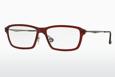Eyewear Ray-Ban RX7038 5456 - Red