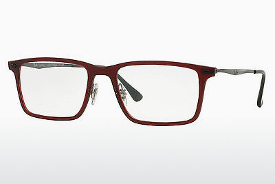 Eyewear Ray-Ban RX7050 5456 - Red