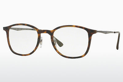 Eyewear Ray-Ban RX7051 5200 - Brown, Havanna