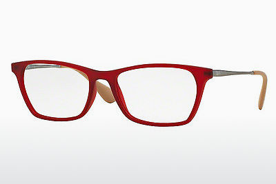 Eyewear Ray-Ban RX7053 5525 - Red