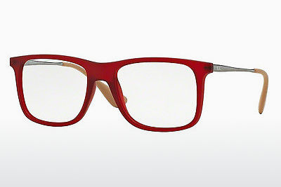 Eyewear Ray-Ban RX7054 5525 - Red