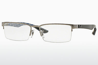 Eyewear Ray-Ban RX8412 2502 - Grey, Gunmetal