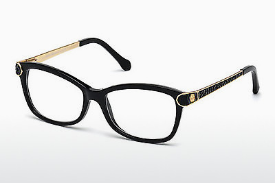 Eyewear Roberto Cavalli RC0933 001 - Black, Shiny