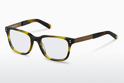 Eyewear Rocco by Rodenstock RR423 D - Black, Green