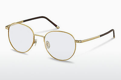 Eyewear Rodenstock R7022 B - Gold, Brown