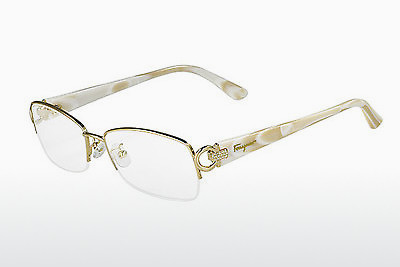 Eyewear Salvatore Ferragamo SF2104R 717 - Gold