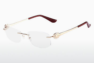 Eyewear Salvatore Ferragamo SF2128R 688 - Gold