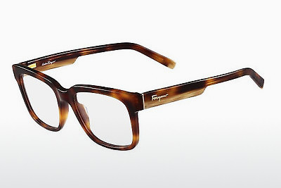 Eyewear Salvatore Ferragamo SF2751 214 - Brown, Havanna
