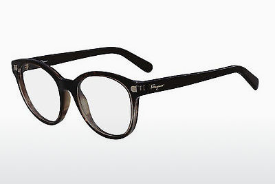 Eyewear Salvatore Ferragamo SF2767 214 - Brown, Havanna