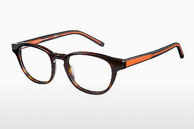 Eyewear Seventh Street S 250 Q3E - Orange, Brown, Havanna