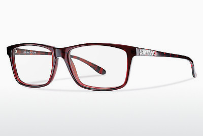 Eyewear Smith MANNING 4RC - Red, Havanna