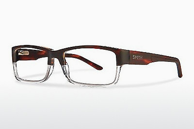 Eyewear Smith RHODES HQO - White, Havanna