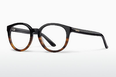 Eyewear Smith SMITH ELISE OHQ - Black, Havanna