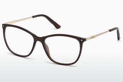 Eyewear Swarovski SK5178 045 - Brown, Bright, Shiny